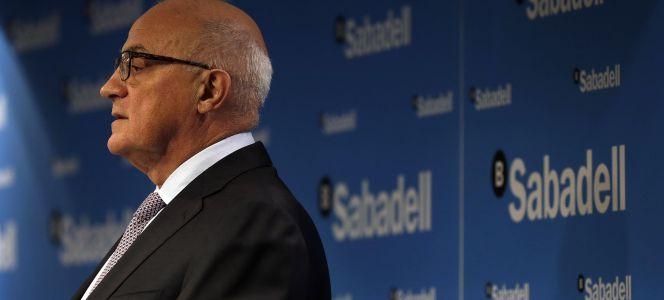 Josep Oliú, presidente de Banco Sabadell. (Efe)